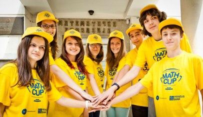 Kup Matematicke gimnazije - ekipa domacih takmicara