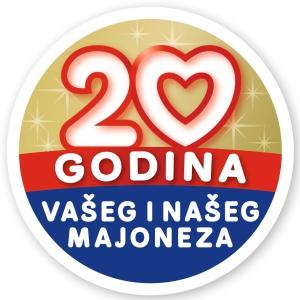 20 godinaPolimark Majoneza - Bedz