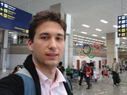 Ivan stigao na Olimpijske igre